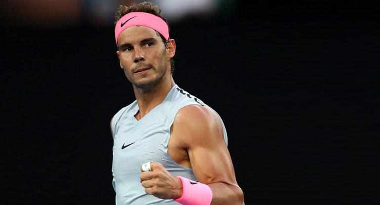Rafael Nadal abandona el Abierto Mexicano de Tenis