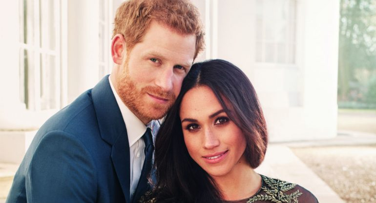 Revelan detalles de la boda de Harry y Meghan