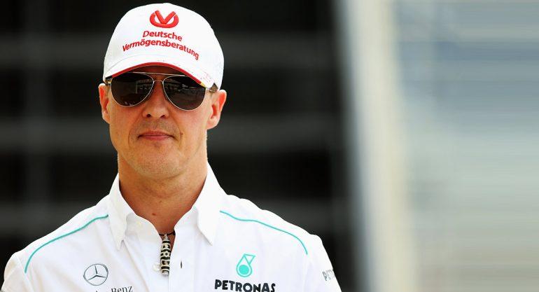 Revelan detalles de la salud de Michael Schumacher