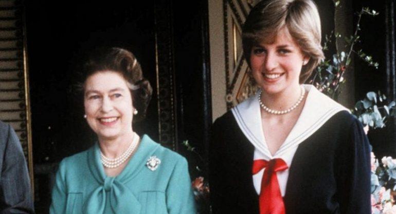 Revelan emotiva carta de la reina Isabel II sobre Lady Di