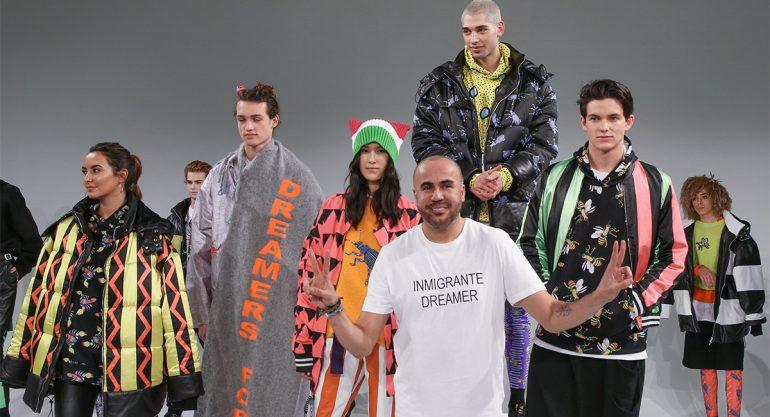 Ricardo Seco presenta 'Alebrijes Dreamers' en el NYFW