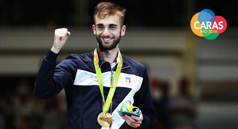 Roban medalla a esgrimista de Río 2016