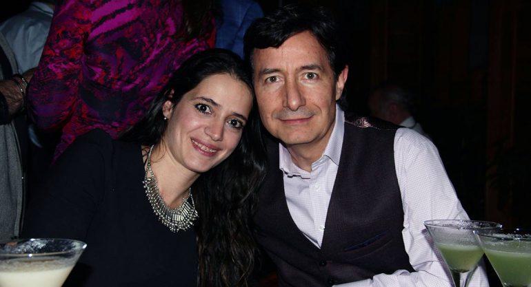 Roberto Gómez Fernández en el primer aniversario de Izumi