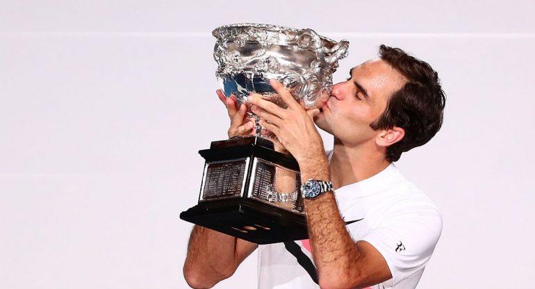 Roger Federer: una leyenda viviente