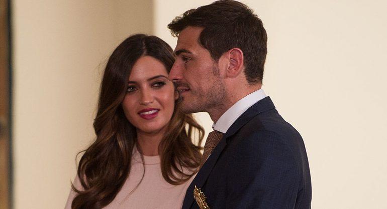 Sara Carbonero e Iker Casillas presentan a su nuevo bebé