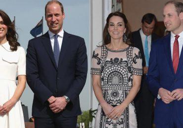 Segundo día de los Duques de Cambridge en la India