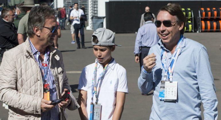 Segundo día del Gran Premio de México