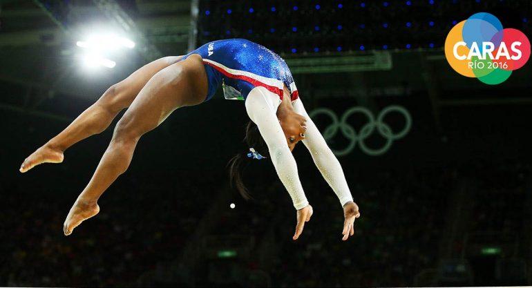 Simone Biles: la dramática infancia de la mejor gimnasta del año