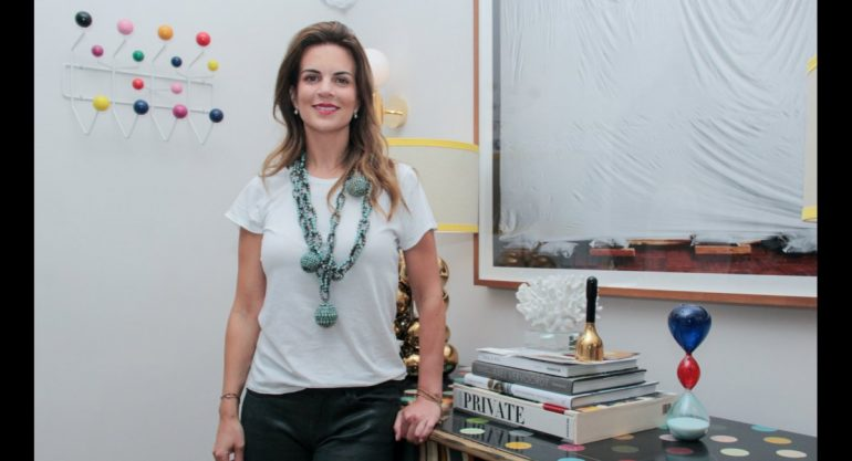 Sofía Aspe organiza íntima reunión