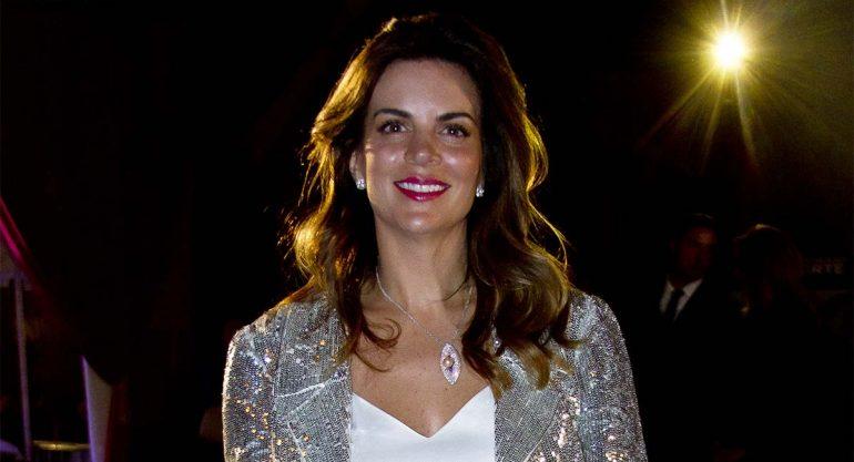 Sofia Aspe disfrutó de la réplica de la Capilla Sixtina
