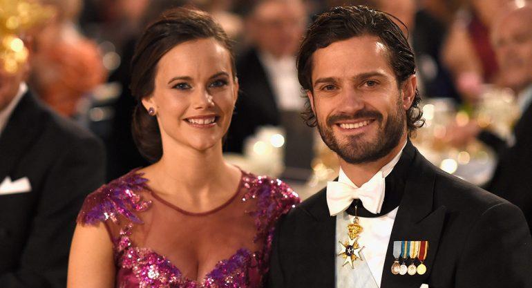 Sofia Hellqvist y Carlos Felipe de Suecia esperan a su primer hijo