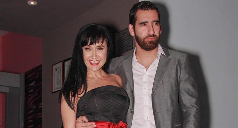 Susana Zabaleta y Roberto Pisano en el lanzamiento de `En Nuestras Manos´