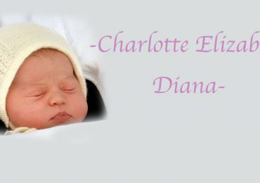 Todo listo para el bautizo de la princesa Charlotte