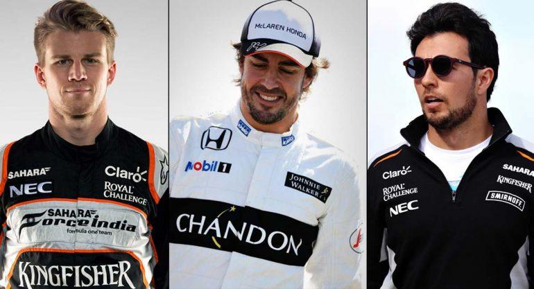 Top five: Los pilotos más guapos de la F1