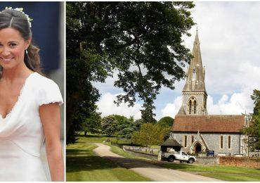 Ultiman detalles para la boda de Pippa Middleton