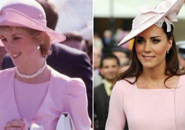 Una Duquesa que sigue los pasos de la princesa Diana.