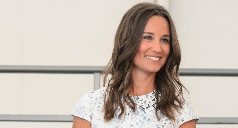 Victoria Beckham diseñará el vestido de novia de Pippa Middleton