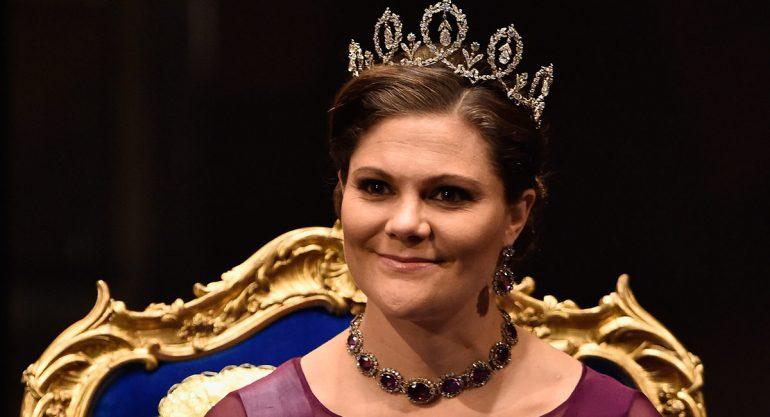 Victoria de Suecia da a luz a su segundo hijo