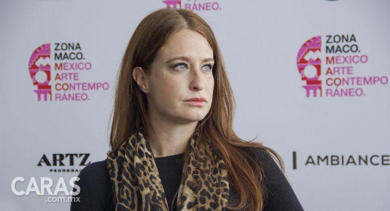 Zélika García celebrará 15 años de Zona Maco