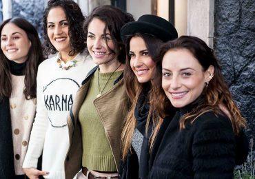 Zuria y Marimar Vega inauguran Milkella