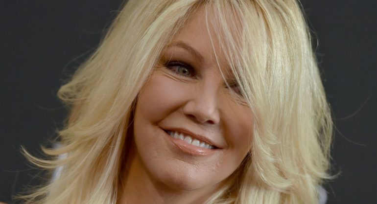 Heather Locklear suicidio