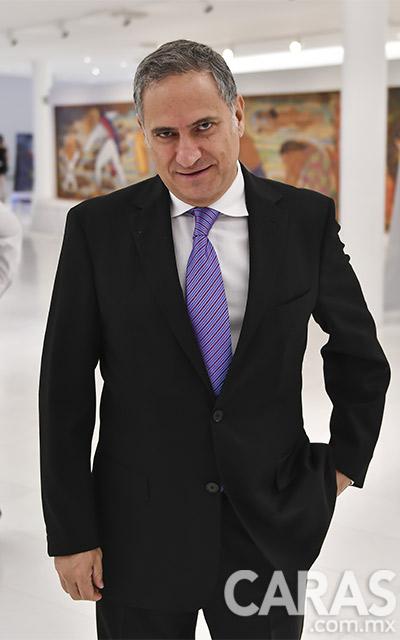 Alejandro Soberón CIE
