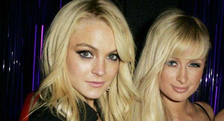 Paris Hilton y Lindsay Lohan
