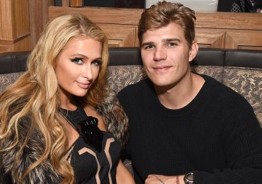 Paris Hilton y Chris Zylka