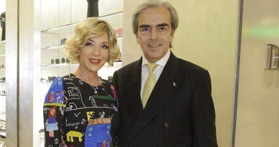 Edith-González y Lorenzo Lazo