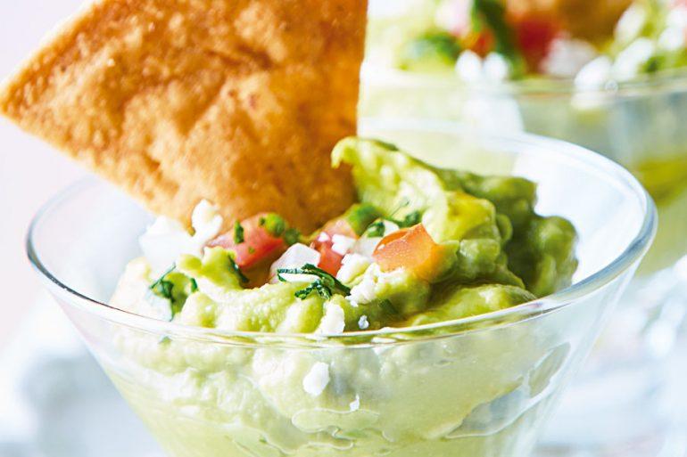 recetas de guacamole