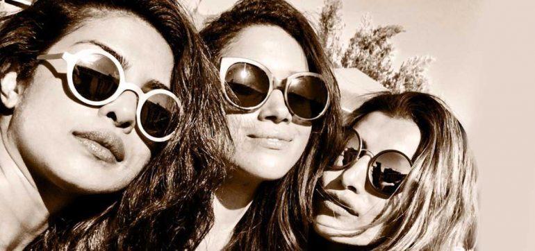 Meghan Markle y Priyanka Chopra