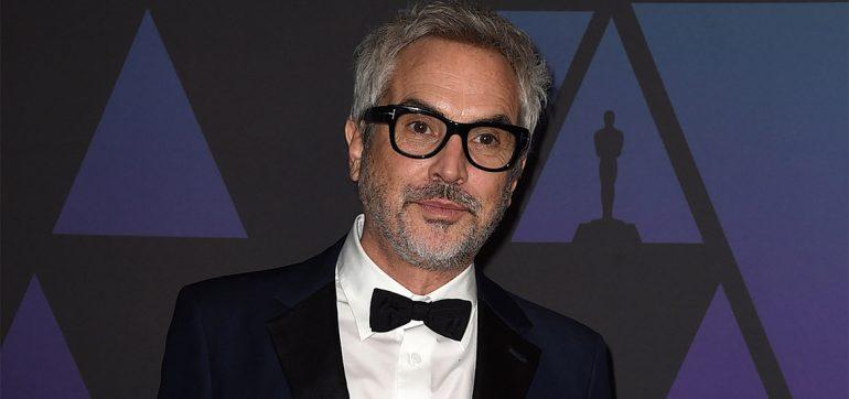 Alfonso Cuarón Golden Globes