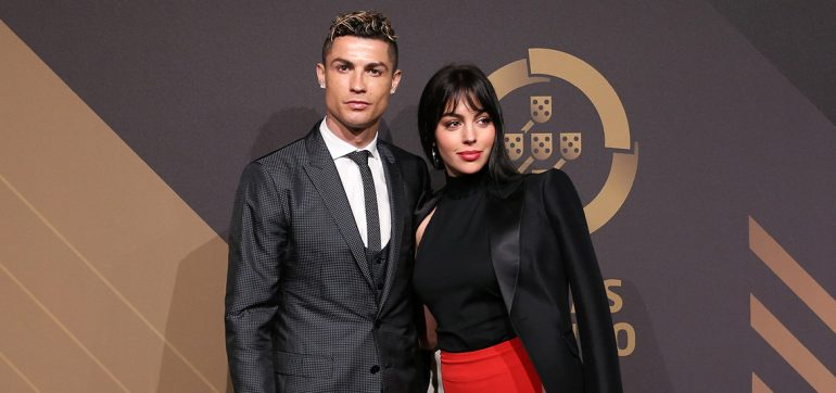 Georgina Rodríguez Cristiano Ronaldo