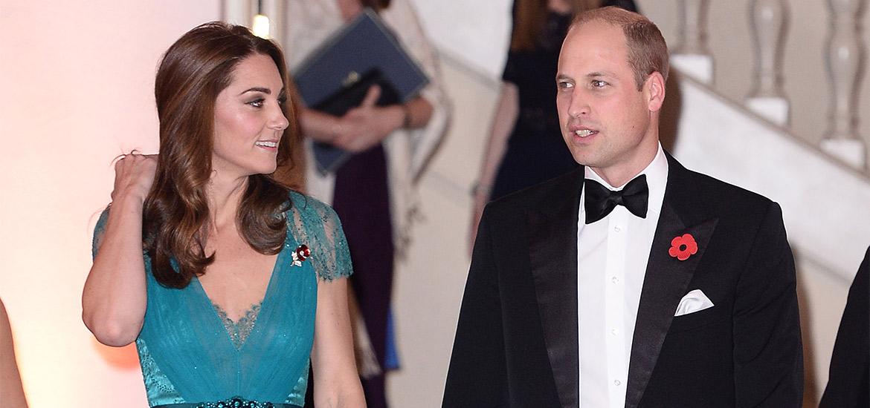 Kate Middleton Recicla Vestido En Los Tusk Conservation Awards