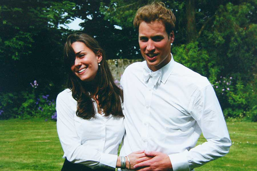 Kate y William en el 2011