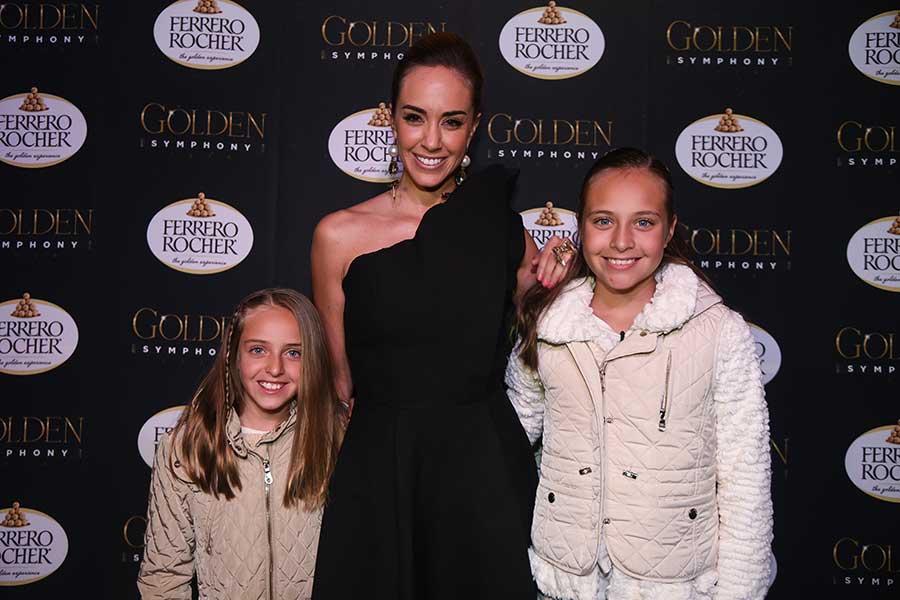 Olivia, Gia Hidalgo Peralta, Luciana Hidalgo Peralta