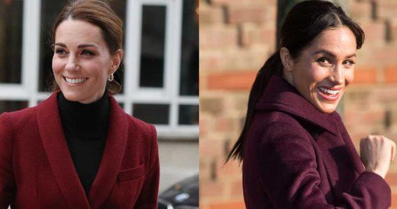 Duquesa de Cambridge y duquesa de Sussex
