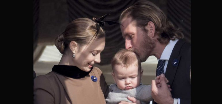 Andrea Casiraghi y Beatrice Borromeo