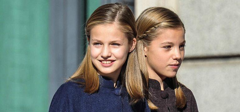 Las princesas de España