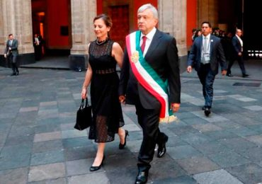 López Obrador Beatriz Gutiérrez Müller