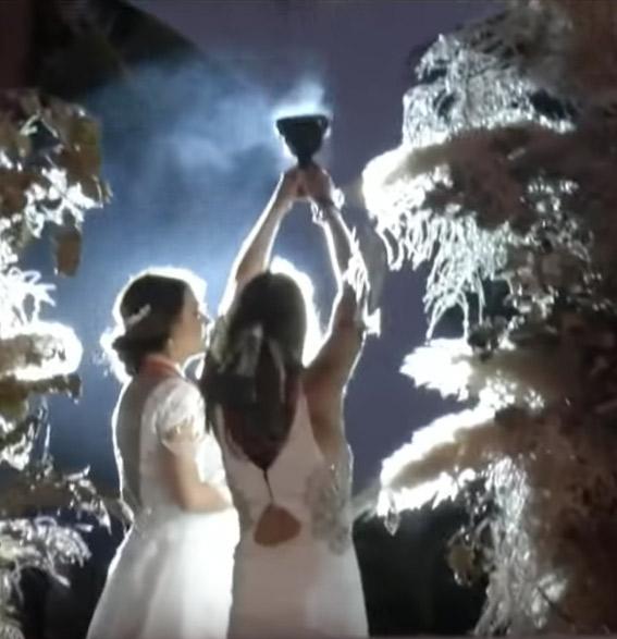 boda de Grettell Valdez