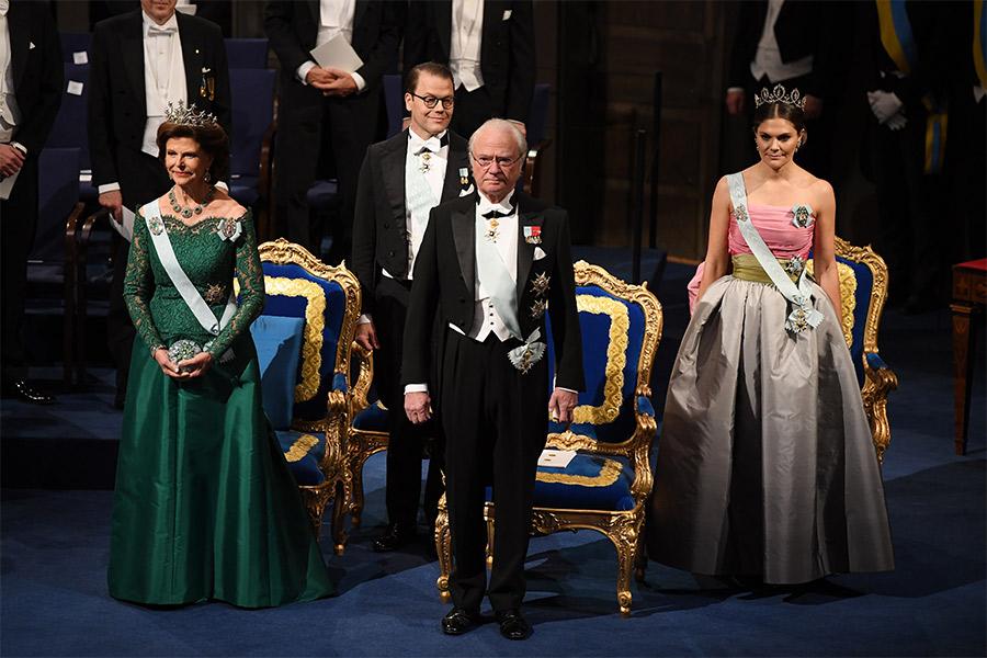 tiaras familia real suecia