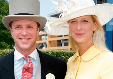 Lady Gabriella Windsor y Thomas Kingston