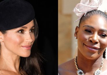 Duquesa de sussex Serena Williams