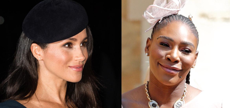 Duquesa de sussex Serena Williams