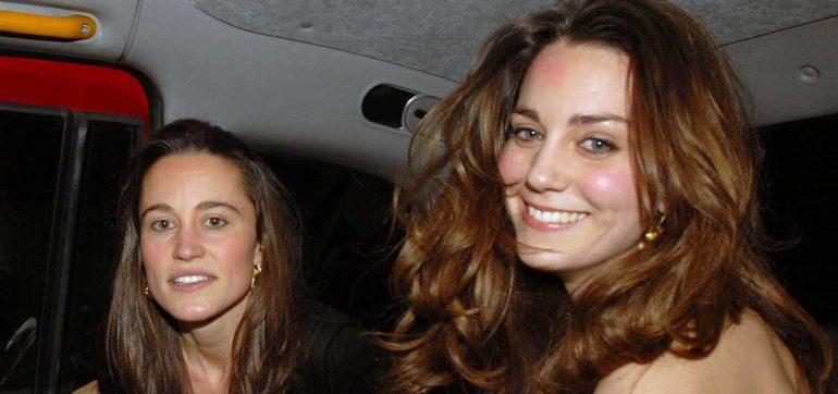 Kate y Pippa Middleton