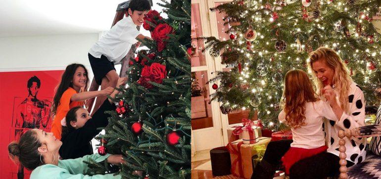 árbol de navidad famosos