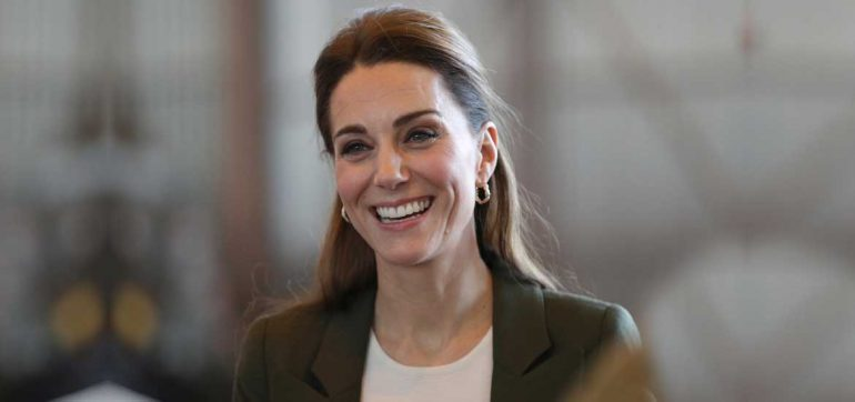 Kate Middleton. Getty Images