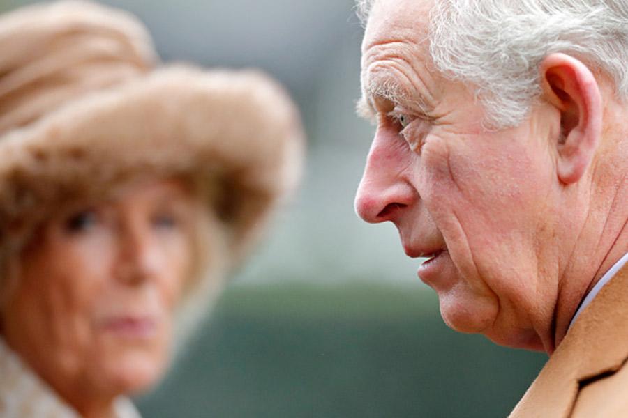 príncipe Carlos yCamilla Parker