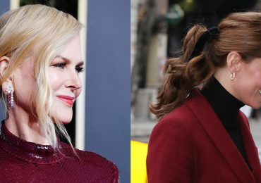 Kate Middleton y Nicole Kidman